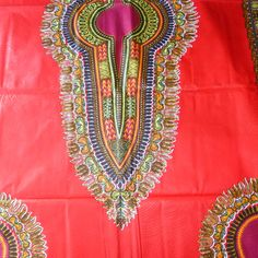 P1500573 Dressmaking Fabric, Kitenge, Dashiki, African Fabric, Crafty Projects, Art Pieces, Wax, Traditional, Sewing