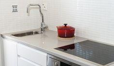 La Cucina Alessi by Oras kitchen faucet.
