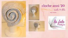 Tutorial cloche anni '20