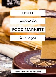 Food Markets of Europe | European Food Halls | City Breaks | Food Guide | Europe Travel