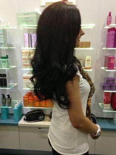 Alex's beautiful long hair creation Hair Creations, Beautiful Long Hair, Loreal, Stylists, Long Hair Styles, Creative, Beauty, Long Hairstyle, Long Haircuts