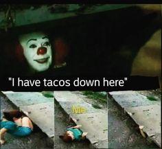 The 25 Best 'IT' Sewer Clown Memes | Inverse