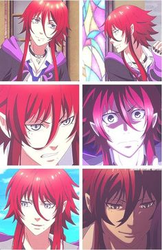 kamigami no asobi- Loki sorry ik i have pinned a ton of pictures of him but i love himmmm >.<