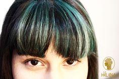 flecos verdes  la helena :yulieth mejía