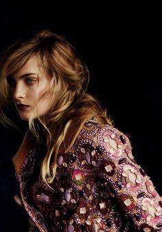 Ophelie Rupp | Julia Hetta | Harper's Bazaar UK September 2012|: