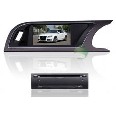 Audi A5 Right Hand(2008-2013) head unit dvd player GPS navigation system with Bluetooth TV Ipod-5