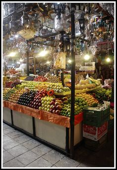 Los colores de los productos gastronómicos del Mercado de #Hidalgo, #Mexico.