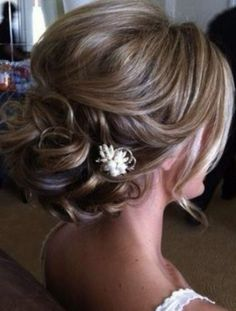Prom or Ball updo