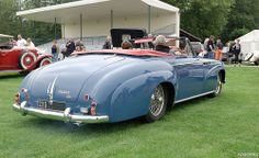 DELAHAYE 235 Chapron coach & cabriolet by pontfire