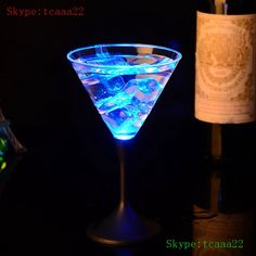 Led Automatic Flashing Cup Flash Light Whisky Shot Drink Glass Cup Flashing Beer Bar Party Wedding Club Ktv Hogar Drop Shipping Event & Party