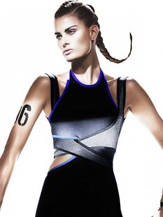 Alexander Wang H&M campaign: see the new campaign here! via @WhoWhatWear