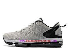 competitive price 18862 2b03e Classique Nike Air Max 2019 Nouveau Coussin Dair Chaussures De Course Noir  gris blanc SH1712-090-Voir Nike hommes, dames et bébés chaussures de course.