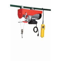 1300 Lb. Electric Hoist with Remote Control