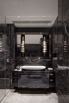 academy collection of luxury bathroom furniture, designed
