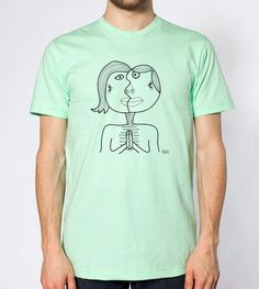 For your valentine! LOVE6 American Apparel Unisex tee(with code HMHV, get 40% off, ends tomorrow ): http://www.pinkfrognyc.com/category/love #pinkfrognyc #art #graphic #printing #garment #tie #tee #tshirt #linen #underwear #toddler #baby #onesie #handmade #tote #apron #print #framedart #love #passion #wedesign #weprint #wearenewyork #wearepinkfrog #happynewyearofthemonkey #monkey #valentine #happyvalentinesday #shopforvalentine