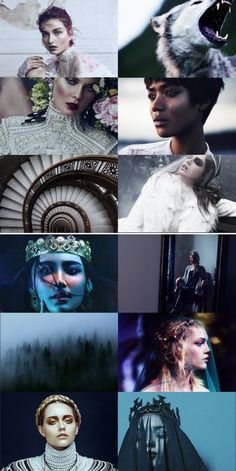 fairytale witches: once upon a time, they were princess and damsels. but distress grew old as they grew older and so they learnt from the villains; learnt how freeze blood to stone; how to grow a tangle of iron brambles; how to taint waters with poisons. they are still fair in looks but oh so dark of soul.