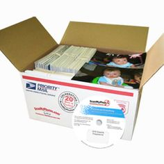 Someday... hopefully soon.  Getting digital copies of all of my family photos!  This service you ship them out and they will ship it back.