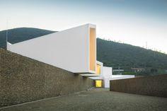 Centro de Alto Rendimiento de Remo do Pocinho,© Fernando Guerra | FG+SG