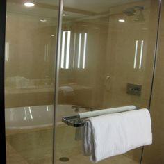 Curbless Shower Designs without Doors | LineaAqua Shower Door – Tub Screen LineaAqua Paris 60 x 55