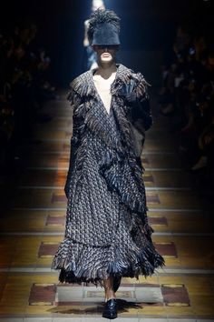 The Collections: Lanvin Fall 2014 #pfw #fashion #fall2014