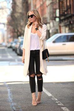 20 Looks with Fashion Blogger Brooklyn Blonde (Street Style) Glamsugar.com
