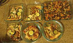 Vegan Meal Prep: Seitan Pepperoni Pizza and Sweet Potato Skillet #mealprepping #OneSimpleChange #mealprep #healthy #mealplanning #healthyliving #food #weightloss #sunday