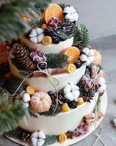 24 fabuleux gâteaux de Noël - Desserts - Ma Fourchette