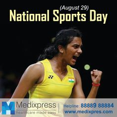 It is #NationalSportsDay today and it marks the #birth #anniversary of legendary #Indian #Hockey player #Dhyan #Chand. @ www.medixpres.com/