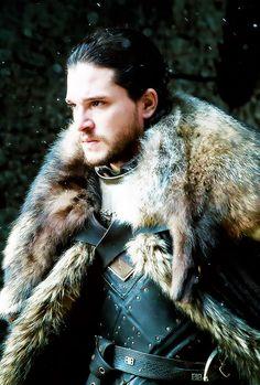 """""""New still of Jon Snow in s7 """""""