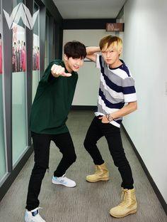 Hehe! Xiao & Ace