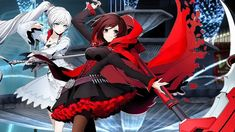 BlazBlue Cross Tag Battle - 4 Minutes of Ruby and Weiss Gameplay  Check out almost four minutes of the R and W in RWBY, Ruby and Weiss, as they make their fighting game debut in BlazBlue Cross Tag Battle.  Blazblue...