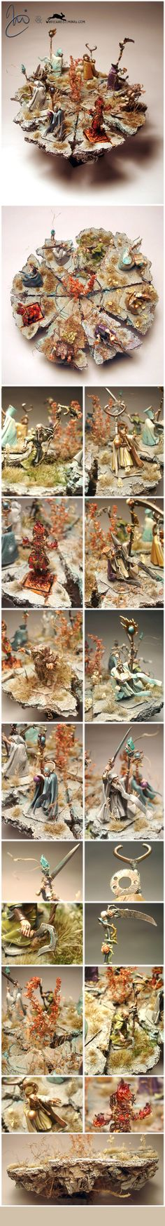 Ben Commission 2010: Winds Of Magic - The Eye Of The Storm! Eight Wizards Of The Empire...