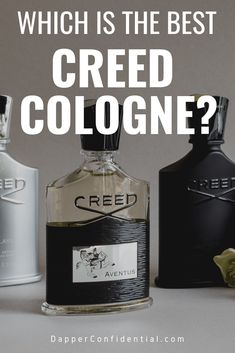 Which is the best Creed cologne for you? Whether you're interested in a block-buster like Aventus or one of the lesser known fragrances like Santal, we explore our top picks from the heritage perfume brand. Best Perfume For Men, Best Fragrance For Men, Best Fragrances, Creed Perfume, Creed Fragrance, Perfume Logo, Creed Cologne, Men's Cologne, Best Mens Cologne