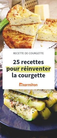 La courgette fait partie du top des recherches sur Marmiton ! Il faut dire que la courgette est un légume léger qui se cuisine de l'apéritif au dessert avec une facilité déconcertante : en soupe, en frite, en flan, en quiche, en tarte, en g�teau, vapeur, #recette #marmiton #courgette #recettemarmiton Easy Cooking, Healthy Cooking, Cooking Time, Quiche, Tunisian Food, Zucchini, Vegetarian Recipes, Healthy Recipes, Good Food