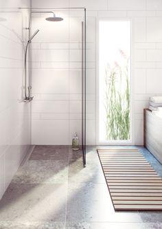 Avlånga brunnar från Purus innebär nya möjligheter och lösningar i badrummet. Det vet de flesta, men däremot kanske alla vet exakt vad det innebär?
