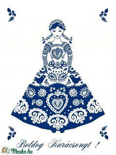 Awesome Most Popular Embroidery Patterns Ideas. Most Popular Embroidery Patterns Ideas. Hungarian Embroidery, Folk Embroidery, Learn Embroidery, Embroidery Stitches, Embroidery Patterns, Hungarian Tattoo, Gravure Illustration, Scandinavian Folk Art, Arte Popular
