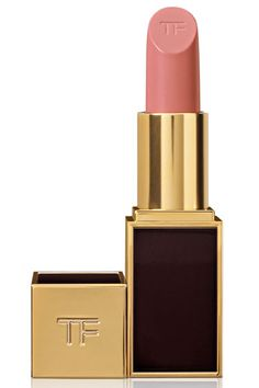 The 12 Best Nude Lipsticks - Tom Ford Lip Color in Spanish Pink