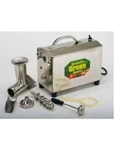 Miracle Pro Green Machine MJ575 Commercial Wheatgrass Juicer
