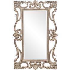 Howard Elliott Whittington Tuscan Brown Mirror