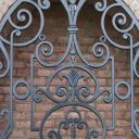 Exterior IronArt Arched Wall Nook.jpg