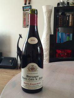 Hautes Côtes de Nuits, Domaine Francois Gerbet, Vosne Romanée, Bourgogne 2011 (100% Pinot Noir)