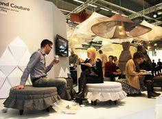 Trend Report: Fashion Tailored Furniture — Stockholm Furniture Fair 2012