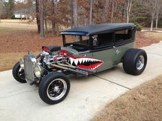AutoTrader Classics - 1930 Ford Model A Coupe Green 8 Cylinder Automatic 2 wheel drive | Hot Rods & Customs | McDonough, GA