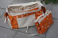 Homemade Diaper Bag Pattern