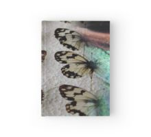 """Kiwi Lifestyle"" - Butterfly Dreams  Hardcover Journal"
