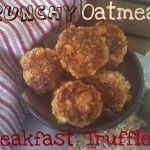 Everything breakfast should be..in one yummy grab-n-go bite!