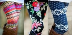 Gorgeous Printed Leggings only $10.99 - Great for Fall! http://thefrugalfind.com/gorgeous-printed-leggings-10-99-great-fall/
