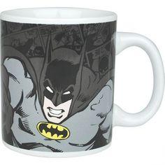 Le mug Batman vintage, pour frapper un grand coup dans notre quotidien !