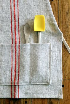 Tips for Sewing with Vintage Textiles from On Sutton Place