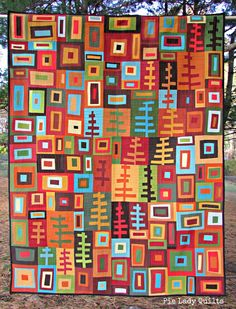 Pie Lady Quilts: Heading West